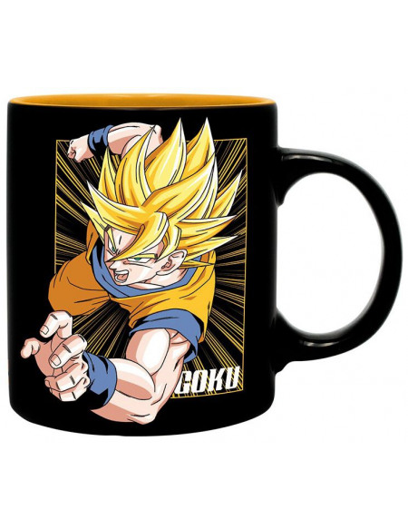 Dragon Ball Goku & Vegeta Mug multicolore