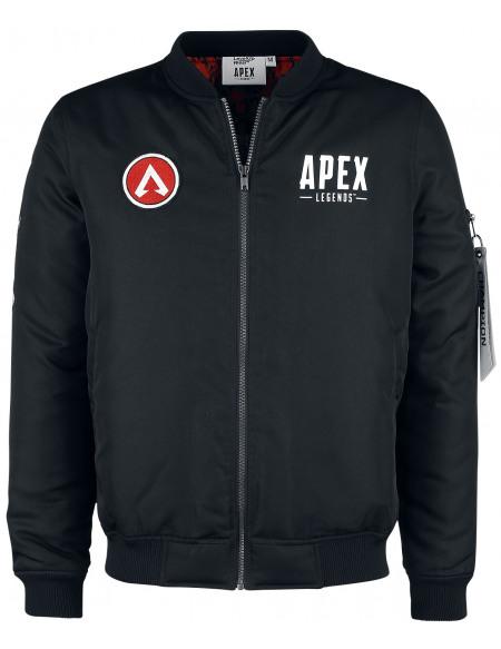 Apex Legends Champion Veste noir