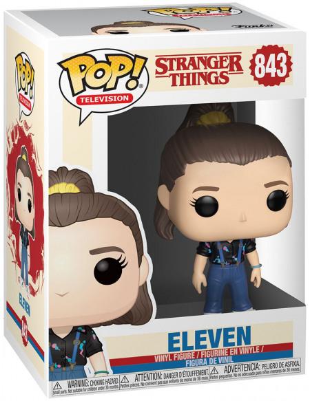 Stranger Things Saison 3 - Eleven - Funko Pop! n°843 Figurine de collection Standard
