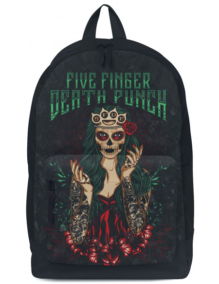 Five Finger Death Punch Day Of The Dead Sac à Dos noir