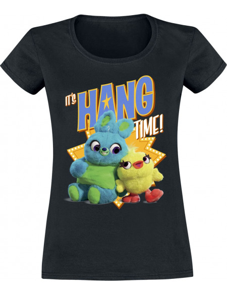 Toy Story Toy Story 4 - Hang Time T-shirt Femme noir