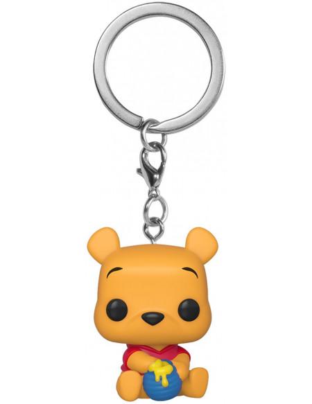 Winnie l'Ourson Winnie l'Ourson Pocket Pop! Porte-clés Standard