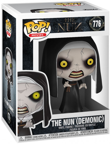 La Nonne La Nonne (Démoniaque) - Funko Pop! n°776 Figurine de collection Standard