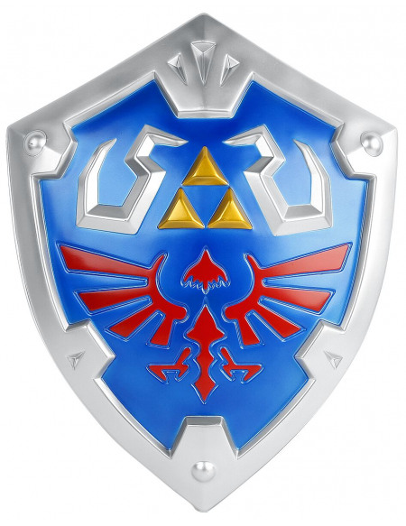 The Legend Of Zelda Hylia Shield Arme décorative Standard