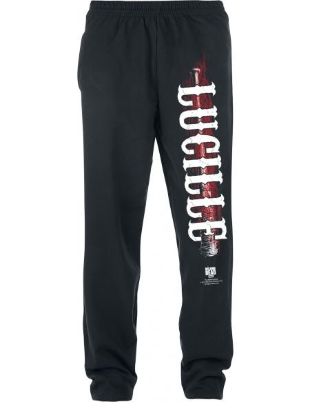 The Walking Dead Lucille Pantalon de Jogging noir