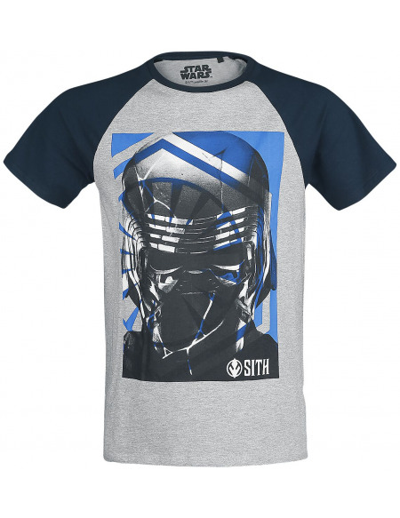 Star Wars Épisode 9 - L'Ascension de Skywalker - Sith T-shirt gris chiné