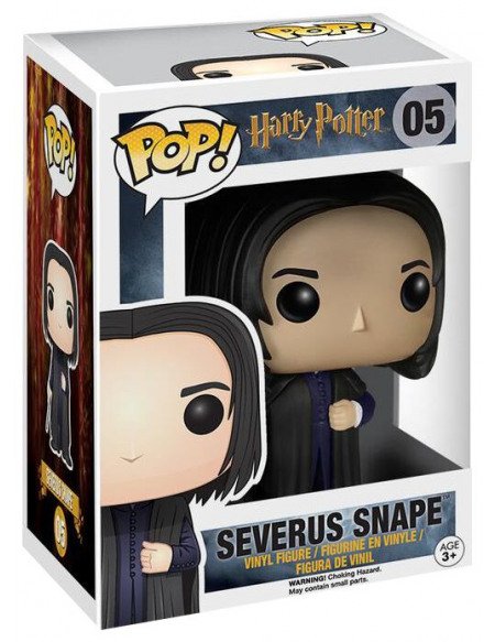 Figurine Funko Pop Harry Potter Severus Rogue 10 cm