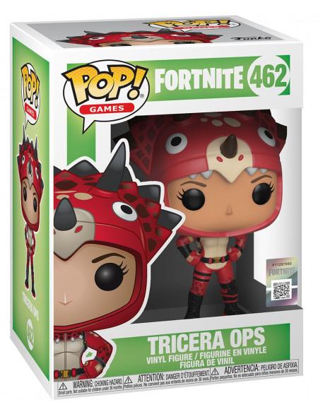 Fortnite Tricera-Tops - Funko Pop! n°462 Figurine de collection Standard