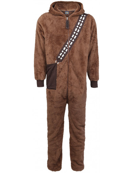 Star Wars Chewbacca Combinaison marron