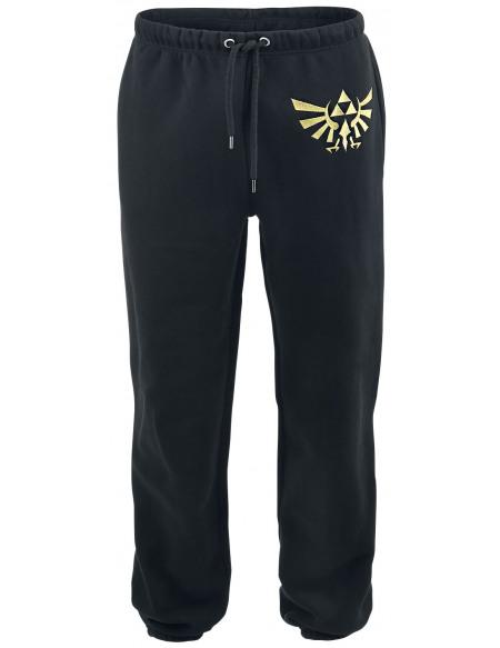 The Legend Of Zelda Wingcrest - Triforce Pantalon de Jogging noir
