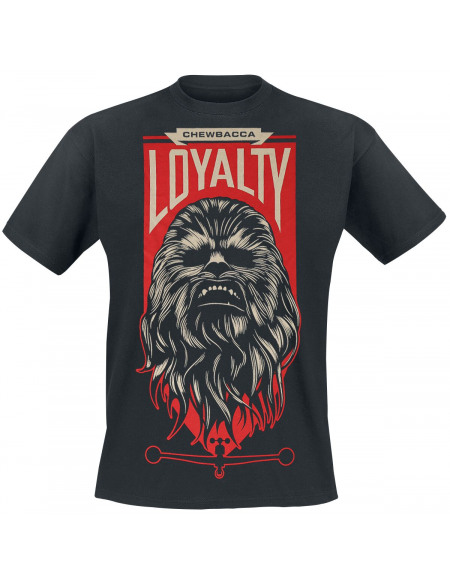 Star Wars Episode 7 - The Force Awakens - Loyalty T-shirt noir