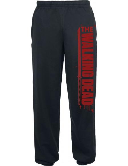The Walking Dead Épée Pantalon de Jogging noir