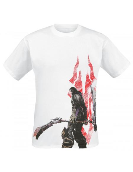 Darksiders Draksides 2 - Death & Symbol T-shirt blanc