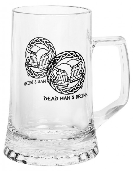 The Elder Scrolls The Elder Scrolls V - Skyrim - Dead Man's Drink - Bière Chope à bière Standard