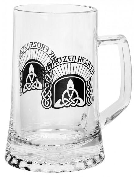 The Elder Scrolls The Elder Scrolls V - Skyrim - Frozen Hearth Verre à bière Standard
