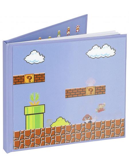 Super Mario Super Mario - Mouvement 3D Cahier Standard