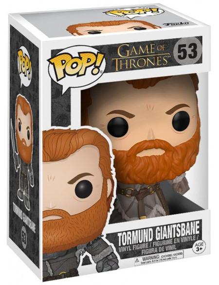 Figurine Funko Pop Game of Thrones Tormund Giantsbane 9 cm