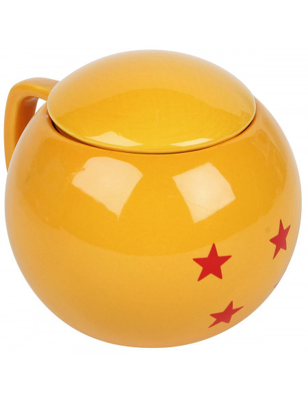 Dragon Ball Dragon Ball Z - Mug 3D Mug en céramique multicolore