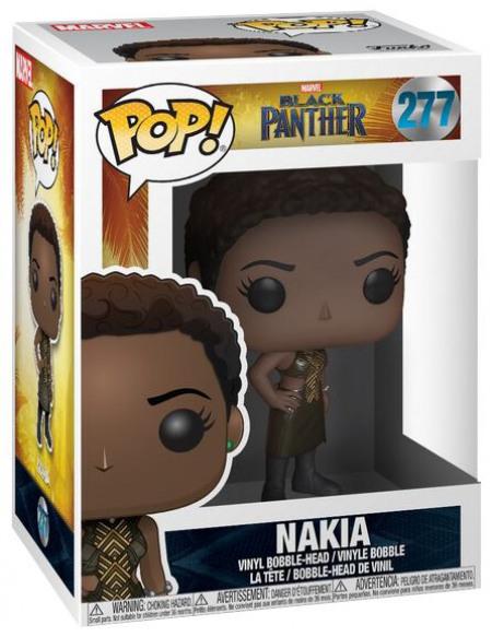 Figurine Funko Pop Marvel Black Panther Nakia