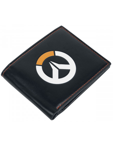 Overwatch Logo Portefeuille multicolore