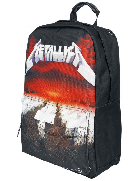 Metallica Master Of Puppets Sac à Dos noir
