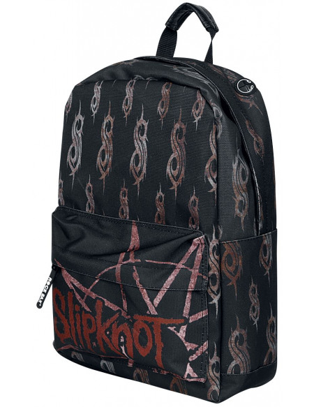 Slipknot Wait And Bleed Sac à Dos noir