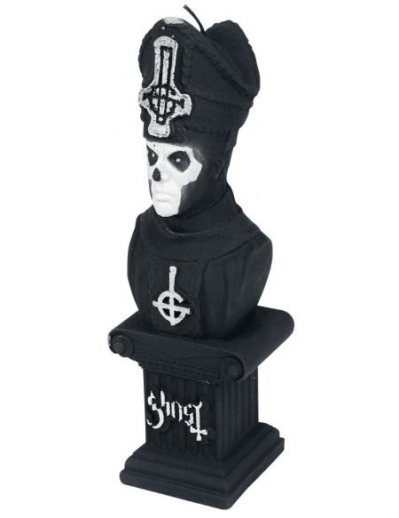 Ghost Pope's Wrath Bougie noir