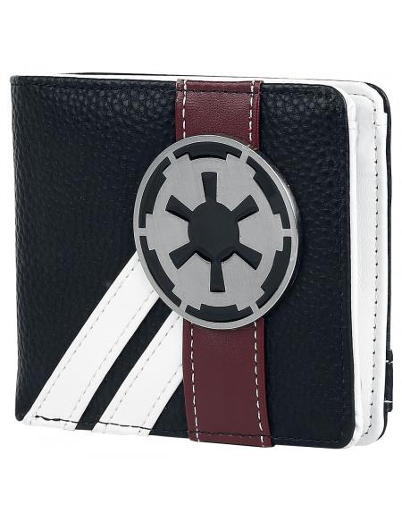Star Wars Imperium Portefeuille noir/blanc