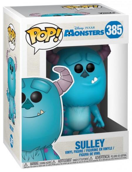Monsters Inc. Sulli - Funko Pop! n°385 Figurine de collection Standard