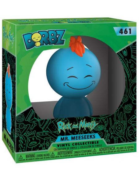 FunKo DORBZ: Rick & Morty - Morty