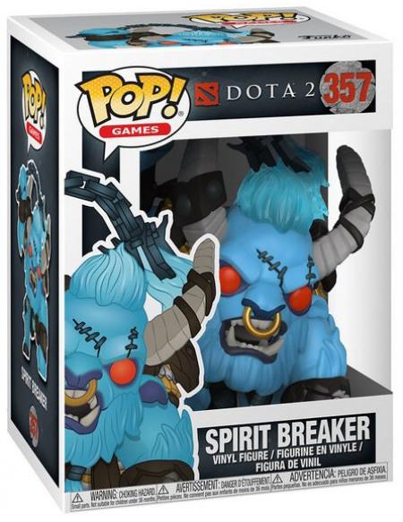 Figurine Funko Pop Games Dota 2 Spirit Breaker