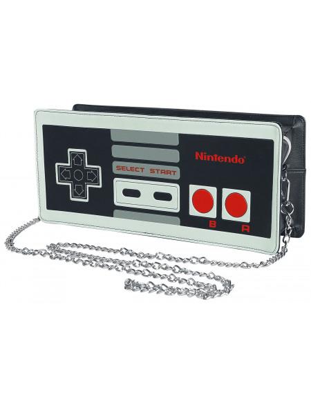Nintendo NES Controller Sac à Main multicolore