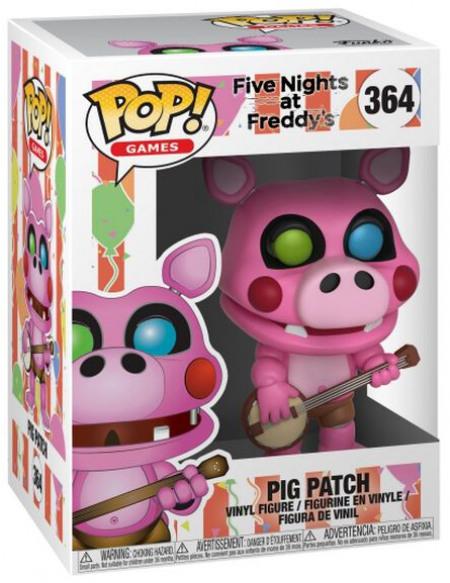 Figurine Funko Pop Games Five Nights at Freddy's Fazbear's Pizzeria Simulator Pigpatch