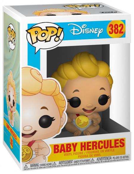 Hercules Figurine En Vinyle Bébé Hercules Figurine de collection Standard