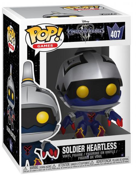 Figurine Funko Pop Vinyl Kingdom Hearts 3 Soldier Heartless