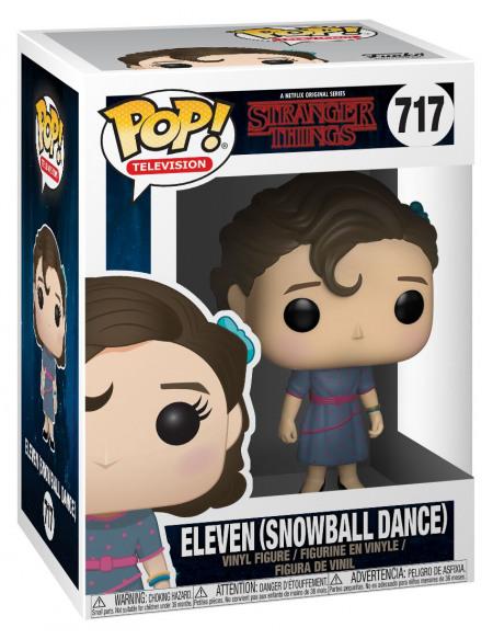 Figurine Funko Pop Stranger Things Eleven Snowball dance