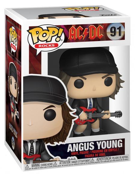 Figurine POP! #427 - AC/DC - Angus Young