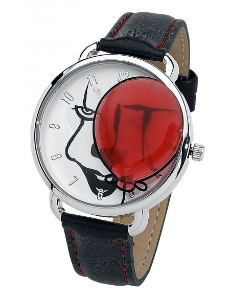 IT Pennywise Montre bracelet noir