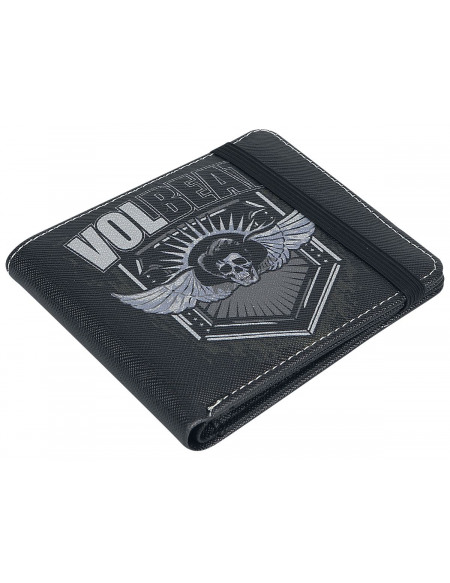 Volbeat Established Portefeuille noir