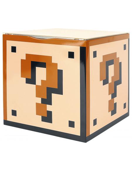 Super Mario Question Block Article décoratif Standard