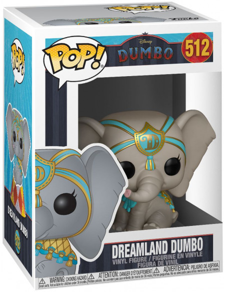 Figurine Funko Pop Disney Dumbo Pop 2