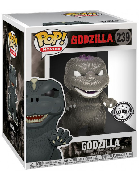Godzilla Figurine En Vinyle Godzilla (Grande Taille) 239 Figurine de collection Standard