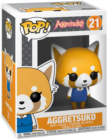 Aggretsuko Aggretsuko - Funko Pop! n°21 Figurine de collection Standard