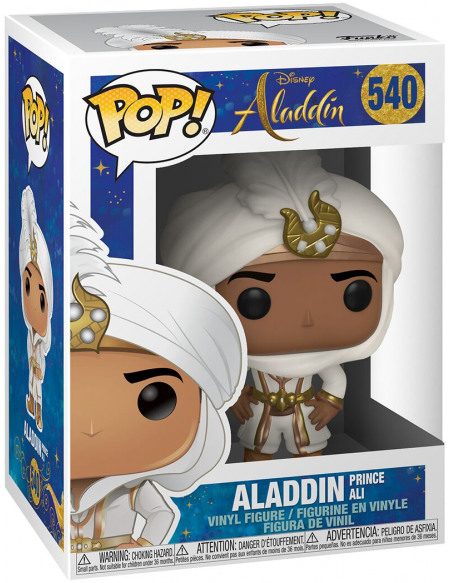 Figurine Funko Pop Disney Aladdin Live Action Prince Ali