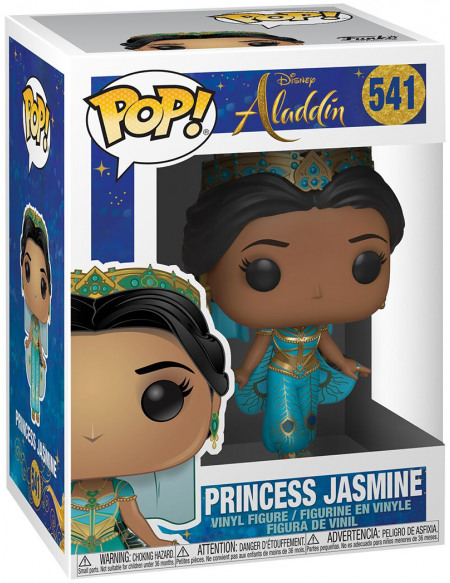 Figurine Funko Pop Disney Aladdin Live Action Jasmine