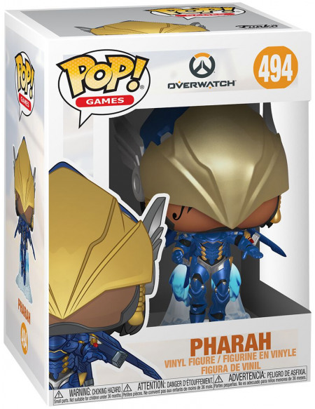 Figurine Funko Pop Games Overwatch S5 Pharah Victory Pose