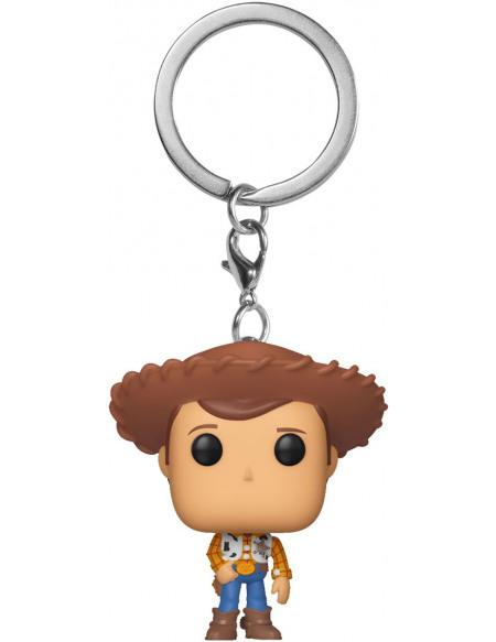 Porte-clés Funko Pop Disney Toy Story 4 Woody