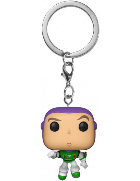 Porte-clés Funko Pop Disney Toy Story 4 Buzz l'Eclair
