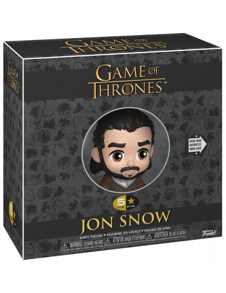 Game Of Thrones 5 Star - Jon Snow Figurine de collection Standard