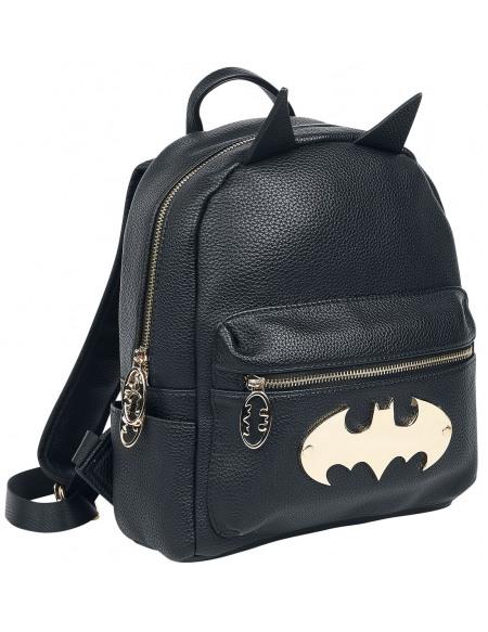 Batman Sac À Dos Gotham Gold Sac à Dos noir/or